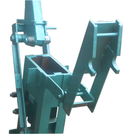 interlocking stabilised soil brick machine